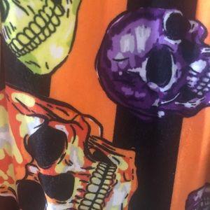 LuLaRoe TC2 Halloween leggings